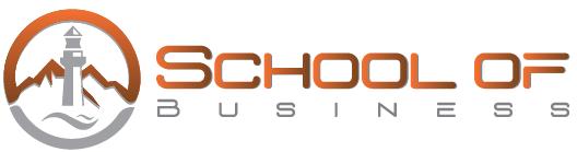 logo school of business